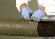 Premier Coatings Petrolatum Tape Straight Pipe Protection Video