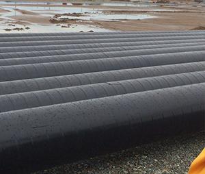 Đường ống dẫn khí nhà máy chế biến khí Cà Mau - PV Gas Ca Mau