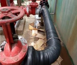 Water pipeline Tan Binh chemical factory 2 - Bien Hoa 1 Industrial Park