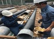 Bọc Premcote 101 bảo vệ chống ăn mòn ống kim loại