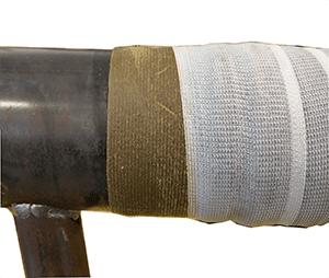 Premcote Glass Outerwrap - Băng quấn sợi thủy tinh, chịu va đập, chống tia UV.