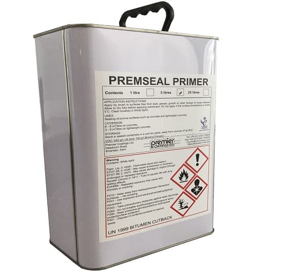 Premseal Super Primer - Sơn lót chống thấm, chống tia UV