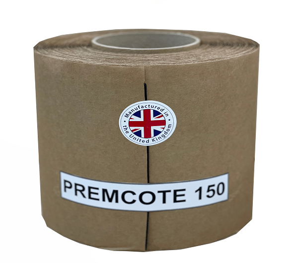 Premcote 150 - Anti-corrosion tape for the protection of metal pipes