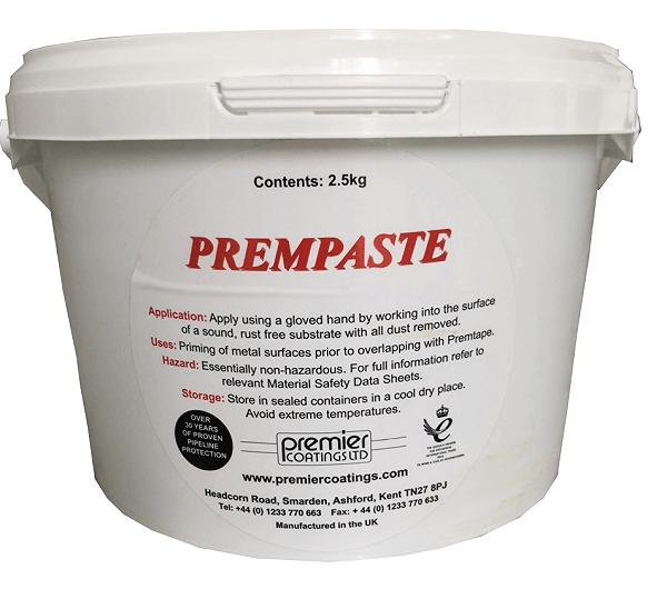 Prempaste - Petrolatum based compound for surface preparation