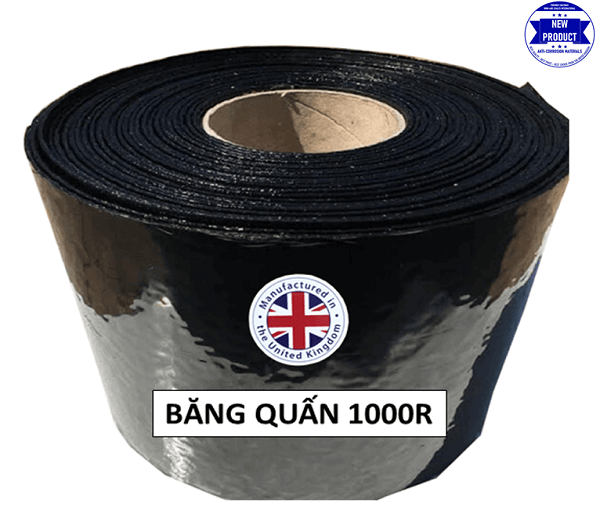 Premcote 1000R - Anti-corrosion tape for the protection of metal pipes