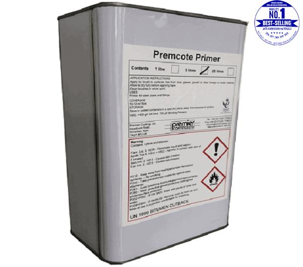 Premcote Primer - Fast-drying bitumen primer