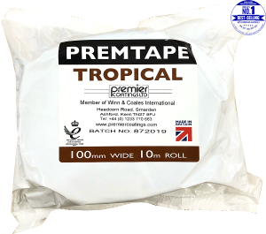 Premtape Tropical - Petrolatum tape for the corrosion protection of metal pipes