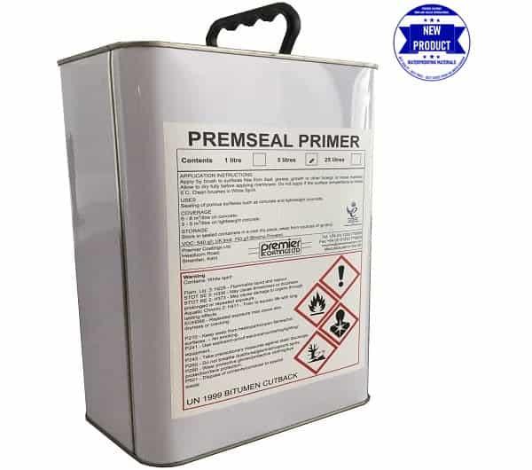 Premseal Super Primer - Fast-drying bitumen primer